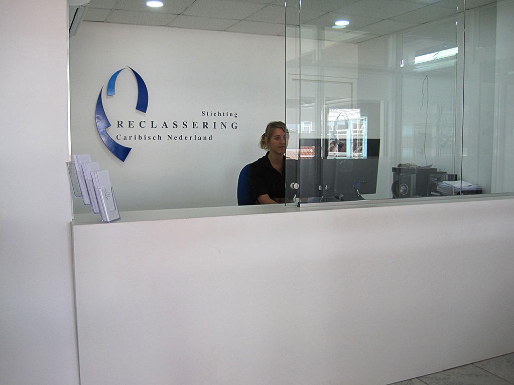 Opwaardering kantoren SRCN