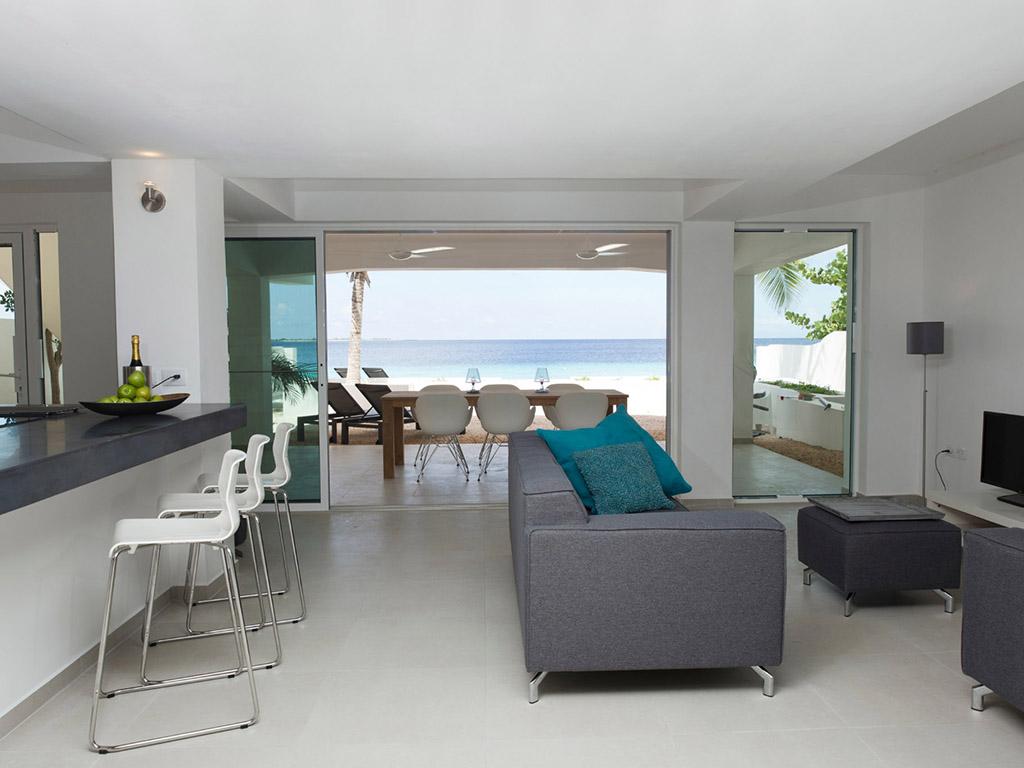 Transformatie huis tot luxe appartementen